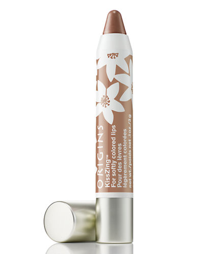 Origins KissZing For Softly Colored Lips-PEACH PECK-One Size