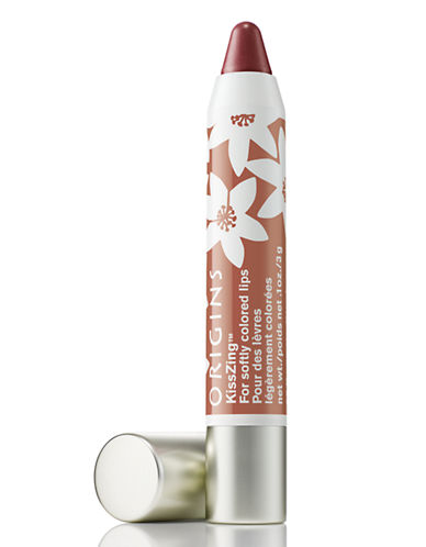 Origins KissZing For Softly Colored Lips-CORAL CRUSH-One Size