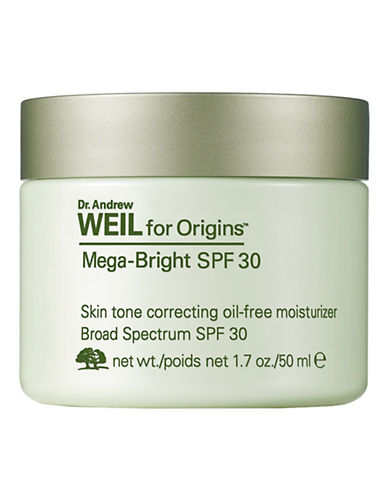 ORIGINS Dr Andrew Weil for Origins MegaBright Skin Tone Correcting OilFree Mosturizer  Size 50 ml