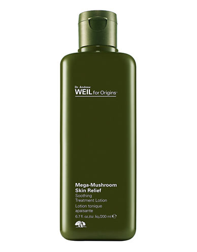 Origins Dr Andrew Weil for Origins Mega Mushroom Skin Relief Soothing Treatment Lotion-NO COLOUR-200 ml