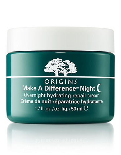 Origins Make A Difference Night Overnight Hydrating Repair Cream-NO COLOUR-50 ml