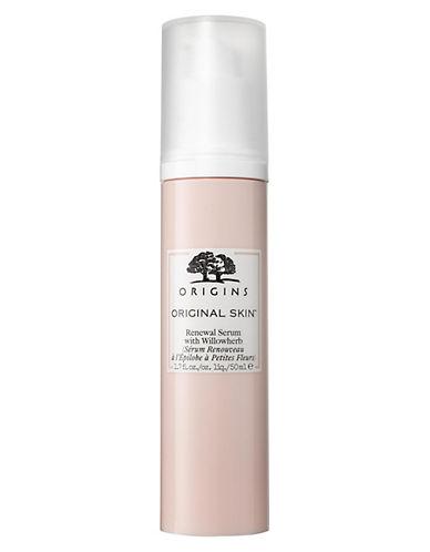 Origins Original Skin Renewal Serum with Willowherb-NO COLOUR-50 ml