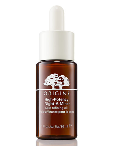 Origins High-Potency Night-A-Min Skin Refining Oil-NO COLOUR-One Size