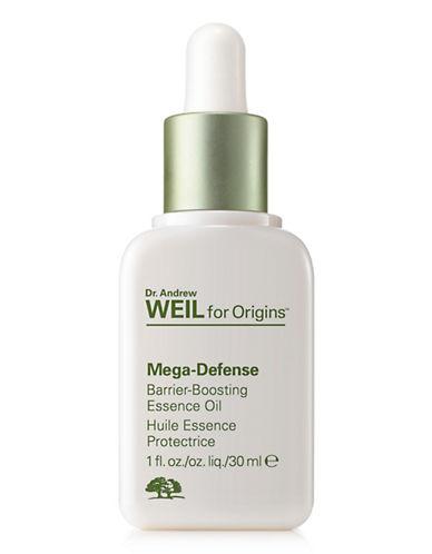 Origins Dr. Weil Mega Defense Barrier-Boosting Essence Oil-NO COLOUR-30 ml