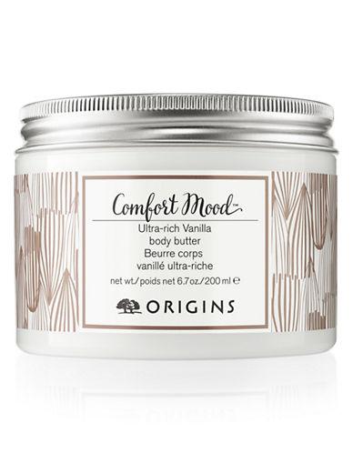 Origins Comfort Mood Ultra-Rich Vanilla Body Butter-NO COLOUR-200 ml
