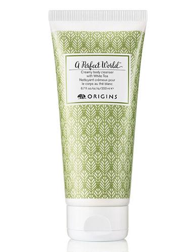 Origins A Perfect World Creamy Body Cleanser with White Tea-NO COLOUR-15 ml