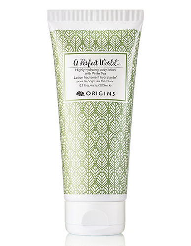 Origins A Perfect World Highly Hydrating Body Lotion with White Tea-NO COLOUR-15 ml