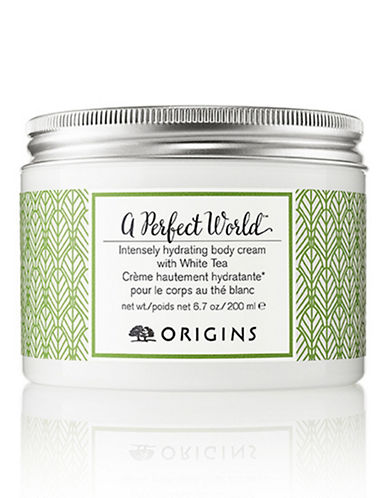 Origins A Perfect World Intensely Hydrating Body Cream with White Tea-NO COLOUR-200 ml