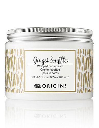 Origins Ginger Souffle Whipped Body Cream-NO COLOUR-200 ml