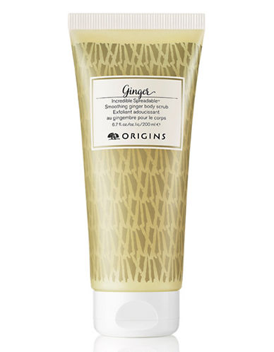 Origins Incredible Spreadable Smoothing Ginger Body Scrub-NO COLOUR-15 ml