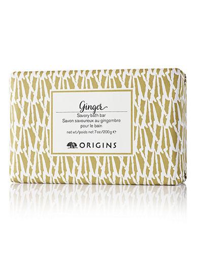 Origins Ginger Savory Bath Bar-NO COLOUR-200 ml