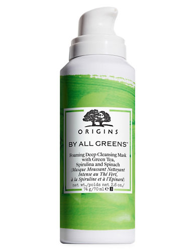 Origins By All Greens Foaming Deep Cleansing Mask-NO COLOUR-One Size