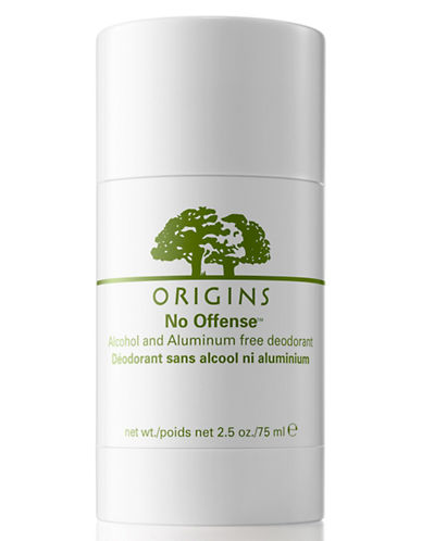 Origins No Offense Alcohol and Aluminum-Free Deodorant-NO COLOUR-One Size