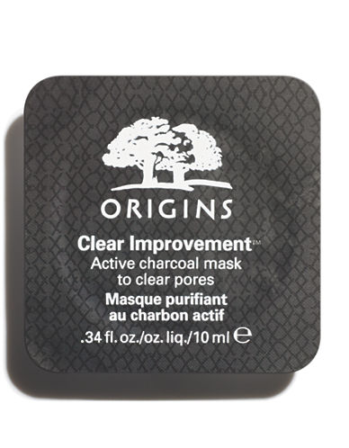 Origins Clear Improvement Active Charcoal Mask Pod-NO COLOUR-One Size