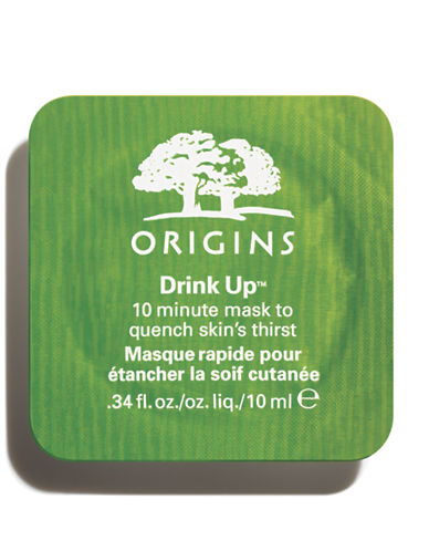Origins Drink Up 10-Minute Mask Pod-NO COLOUR-One Size