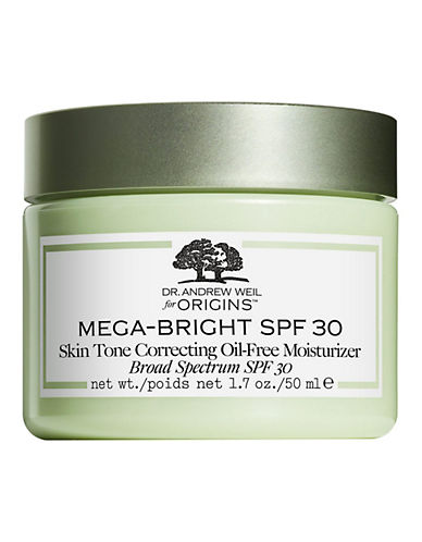 Origins Dr. Andrew Weil for Origins Mega-Bright SPF 30 Oil-Free Moisturizer-NO COLOUR-50 ml