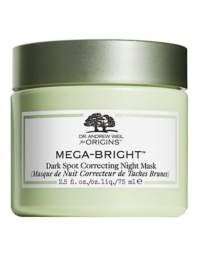 Origins Dr. Andrew Weil for Origins Mega-Bright Dark Spot Correcting Night Mask-NO COLOUR-75 ml