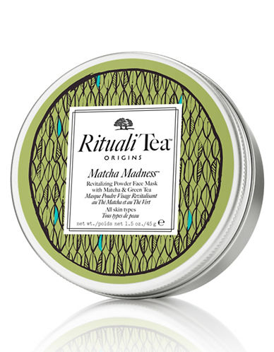 Origins RitualiTea Matcha Madness Revitalizing Powder Face Mask-NO COLOUR-One Size