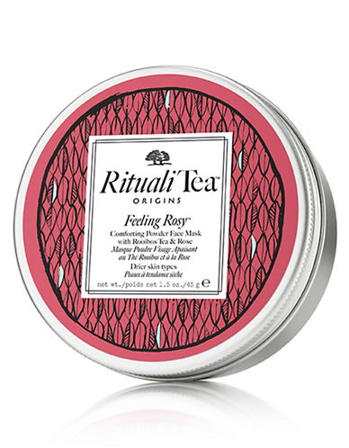 Origins RitualiTea Feeling Rosy Comforting Powder Face Mask-NO COLOUR-One Size