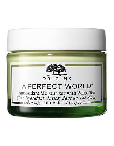 Origins A Perfect World Antioxidant Moisturizer with White Tea-NO COLOUR-One Size