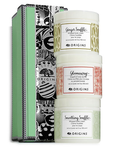 Origins Mini Soufflé Sampler Three-Piece Set-NO COLOUR-One Size