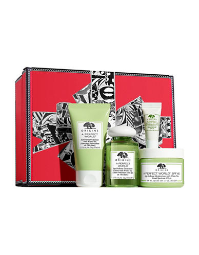 Origins Youth Protecting Perfection Four-Piece Set-NO COLOUR-One Size