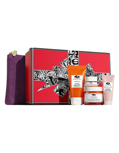 Origins Let Us Glow Four-Piece Set-NO COLOUR-One Size