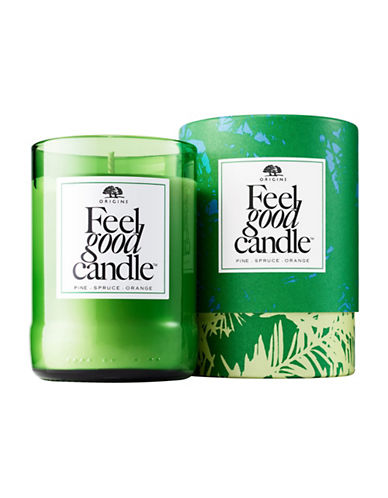 Origins Feel Good Candle Pine Spruce Orange-NO COLOUR-One Size