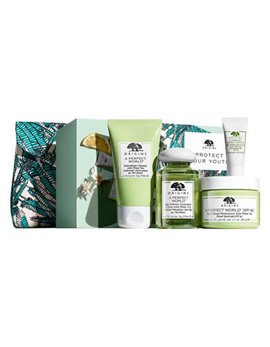 Origins Protect Your Youth Four-Piece Set-NO COLOR-One Size