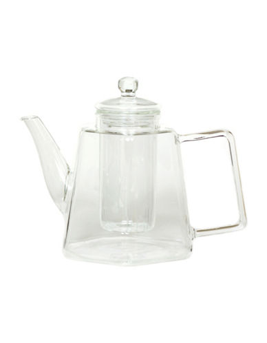 Grosche 1.25L Vienna Infuser Teapot-CLEAR-480 ml