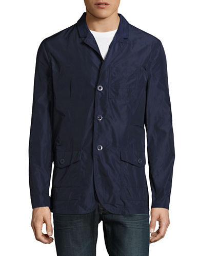 Tommy Hilfiger Rain Sports Jacket-NAVY BLAZER-XX-Large