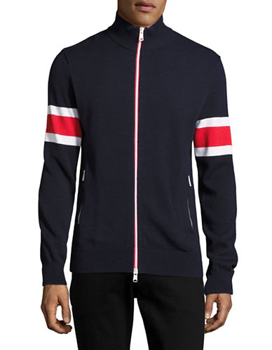 Tommy Hilfiger Truman Track Jacket-BLUE-Medium 89081371_BLUE_Medium