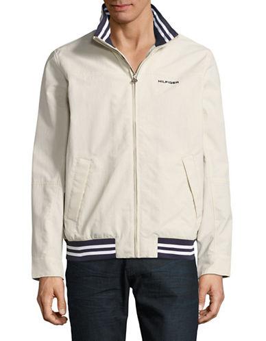 Tommy Hilfiger Regatta WaterStop Jacket-BEIGE-Medium 89081401_BEIGE_Medium