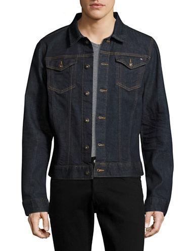 Tommy Hilfiger Trucker Denim Jacket-BLUE-XX-Large 89081115_BLUE_XX-Large