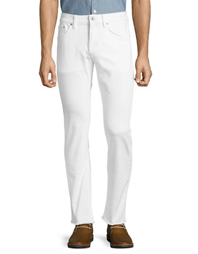 Tommy Hilfiger Bleecker Stretch Jeans-WHITE-30X32