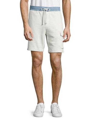 Tommy Hilfiger Point Break Shorts-BONE WHITE-X-Large