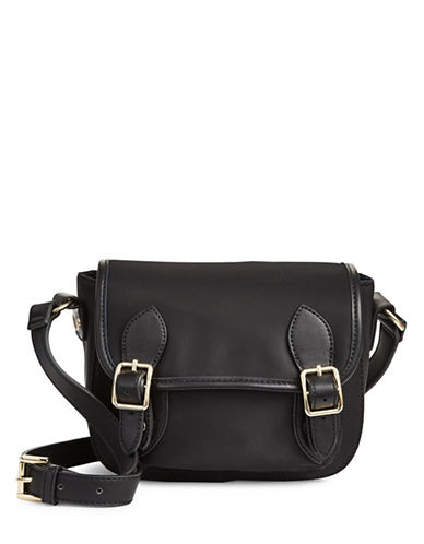 Tommy Hilfiger Mabel Crossbody Bag-BLACK-One Size