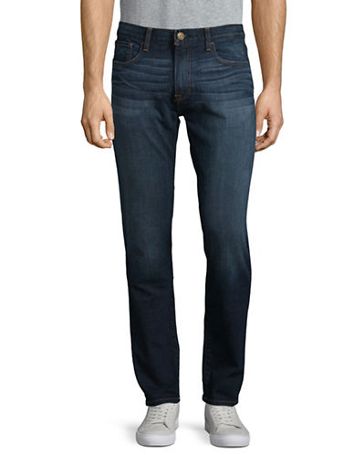 Tommy Hilfiger Faded Slim Jeans-BLUE-34X34