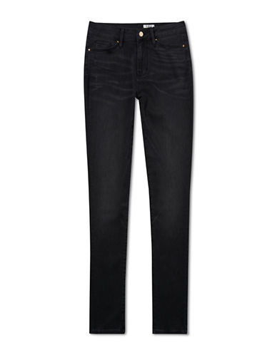 Tommy Hilfiger Tommy x Gigi Ultra Skinny Jeans-BLACK-30