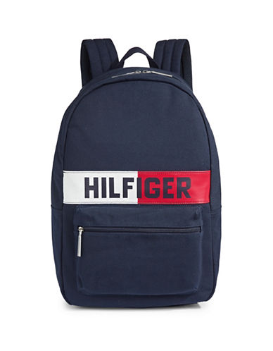 Tommy Hilfiger Classic Backpack-NAVY-One Size