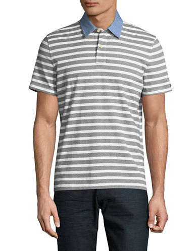 Tommy Hilfiger Maxton Polo-BLUE-X-Large