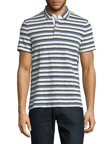 Tommy Hilfiger Marks Cotton Polo-WHITE-Small