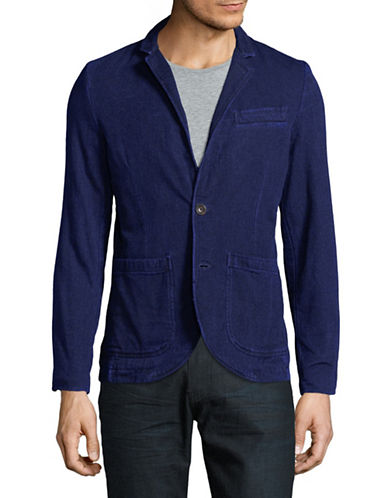 Tommy Hilfiger Connor Cotton Sportcoat-BLUE-36