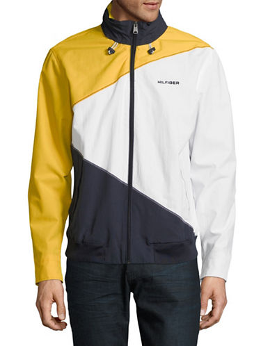 Tommy Hilfiger Endeavour Regatta Jacket-NAVY-Medium