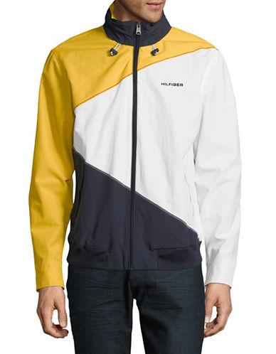 Tommy Hilfiger Endeavour Regatta Jacket-NAVY-XX-Large