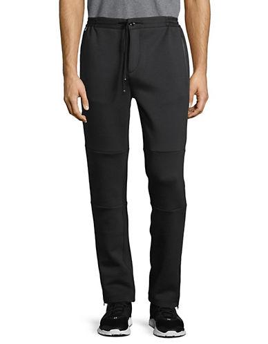 Tommy Hilfiger Anderson Jogger Pants-BLACK-XX-Large 89993142_BLACK_XX-Large
