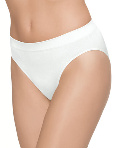 Wacoal B. Smooth Hi Cut Brief 834175-WHITE-X-Large