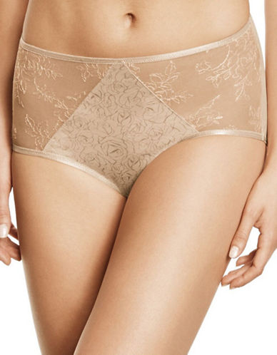 Wacoal My Obsession Briefs-BEIGE-Medium