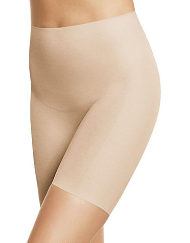 Wacoal Zoned 4 Shape Long-Leg Shaper-SAND-Small
