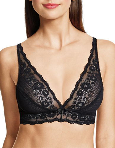 Wacoal The Insider Wire-Free Bra-BLACK-38